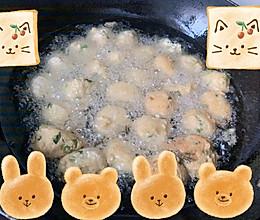 油炸豆腐丸子的做法