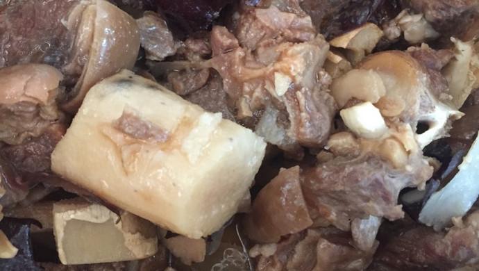 南方清补羊肉汤