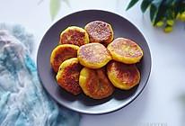 软糯香甜的黑芝麻地瓜饼的做法
