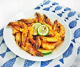 #夏天夜宵High起来!#油焖大虾的做法