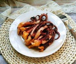 #肉食者联盟#奥尔良烤章鱼脚的做法