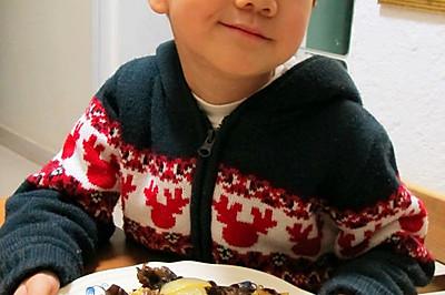 小手做羹汤——宝宝常见健脾养胃类菜肴——木耳洋葱炒鸡蛋