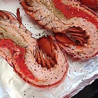 简版芝士焗龙虾的做法图解6