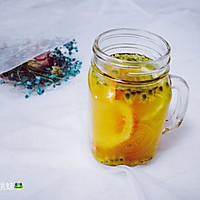 西柚百香果柠檬茶的做法图解15