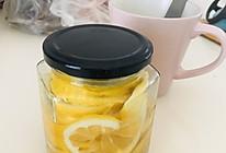 夏日蜂蜜柠檬茶的做法