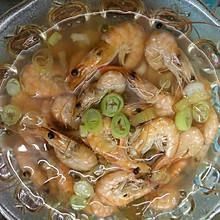 盐水小河虾