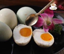 自制腌咸蛋 的做法