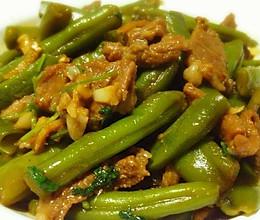 芸豆小焖肉的做法