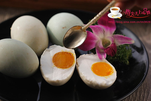 自制腌咸蛋的做法
