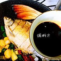 红烧武昌鱼的做法图解6
