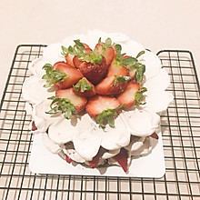 草莓巧克力蛋糕(六寸)