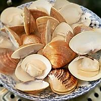 清蒸海贝(原汁原味,汤汁鲜美)的做法图解9