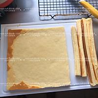海苔肉松小方(蛋糕卷大变身版)的做法图解15
