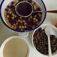 红豆芋圆奶茶的做法图解15