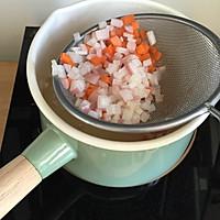 西式沙拉--三色黎麦花菜沙拉#宜家让家更有味#的做法图解3