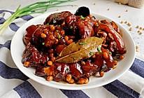 #橄榄中国味 感恩添美味#黄豆焖猪蹄 养颜又补钙的做法