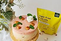 桃桃慕斯蛋糕的做法
