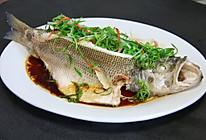 #我为奥运出食力# 清蒸鲈鱼,鱼肉鲜美嫩滑的秘密的做法