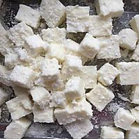 牛奶小方糕~用冰箱就可以做的夏日小清新甜点的做法图解7