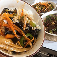杏鲍菇神仙吃法,好吃到舔盘子的鱼香杏鲍菇的做法图解8