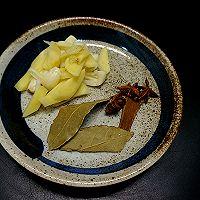 猪蹄儿焖黄豆的做法图解5