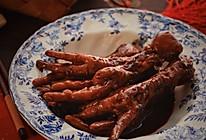 年夜饭不可少的【香卤鸡爪】的做法
