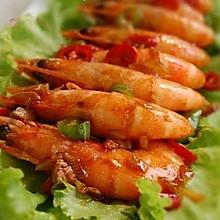油焖大虾(老式经典版)