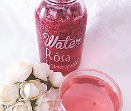 自制玫瑰醋的做法