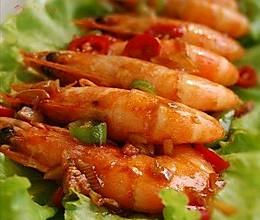 油焖大虾(老式经典版)的做法