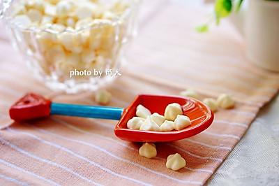 酸奶溶豆#跨界烤箱 探索味来#