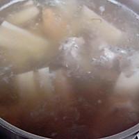 莲藕小排汤的做法图解4