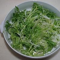 多彩蔬果大拌菜的做法图解3