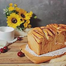 豆沙手撕面包