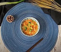 #白色情人节限定美味#西红柿疙瘩汤的做法