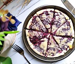 #做道好菜,自我宠爱!#只属于你的紫薯披萨的做法