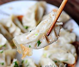 冰花煎饺的做法