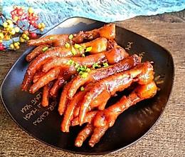 #憋在家里吃什么#可乐鸡爪的做法