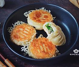 海蛎子韭菜生煎包,咬一口鲜汁肉嫩的做法