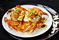 蟹粉豆腐#三星品道家宴#的做法