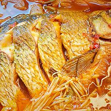 #下饭红烧菜#湖北名菜武昌鱼真的好吃做道家常红烧鱼