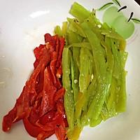 烤辣椒拌茄子#我要上首页清爽家常菜#的做法图解7