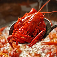 日食记 | 黄油蒜蓉小龙虾×麻辣小龙虾的做法图解3