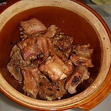豉香砂锅排骨
