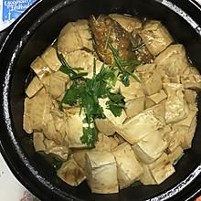 小黄鱼煲豆腐