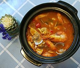 适合夏日的酸辣冬阴功汤的做法