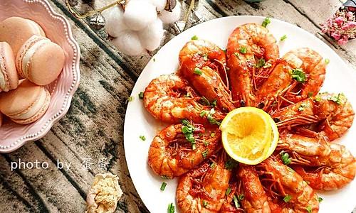 【中餐厅】黄晓明拿手菜-茄汁大虾的做法
