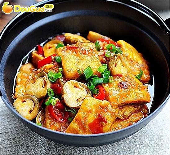 麻辣豆腐锅的做法