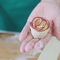 浪漫max·苹果玫瑰花·甜甜蜜蜜的下午茶~的做法图解10