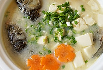 奶白色的鲫鱼豆腐汤的做法