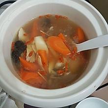 山药龙骨汤